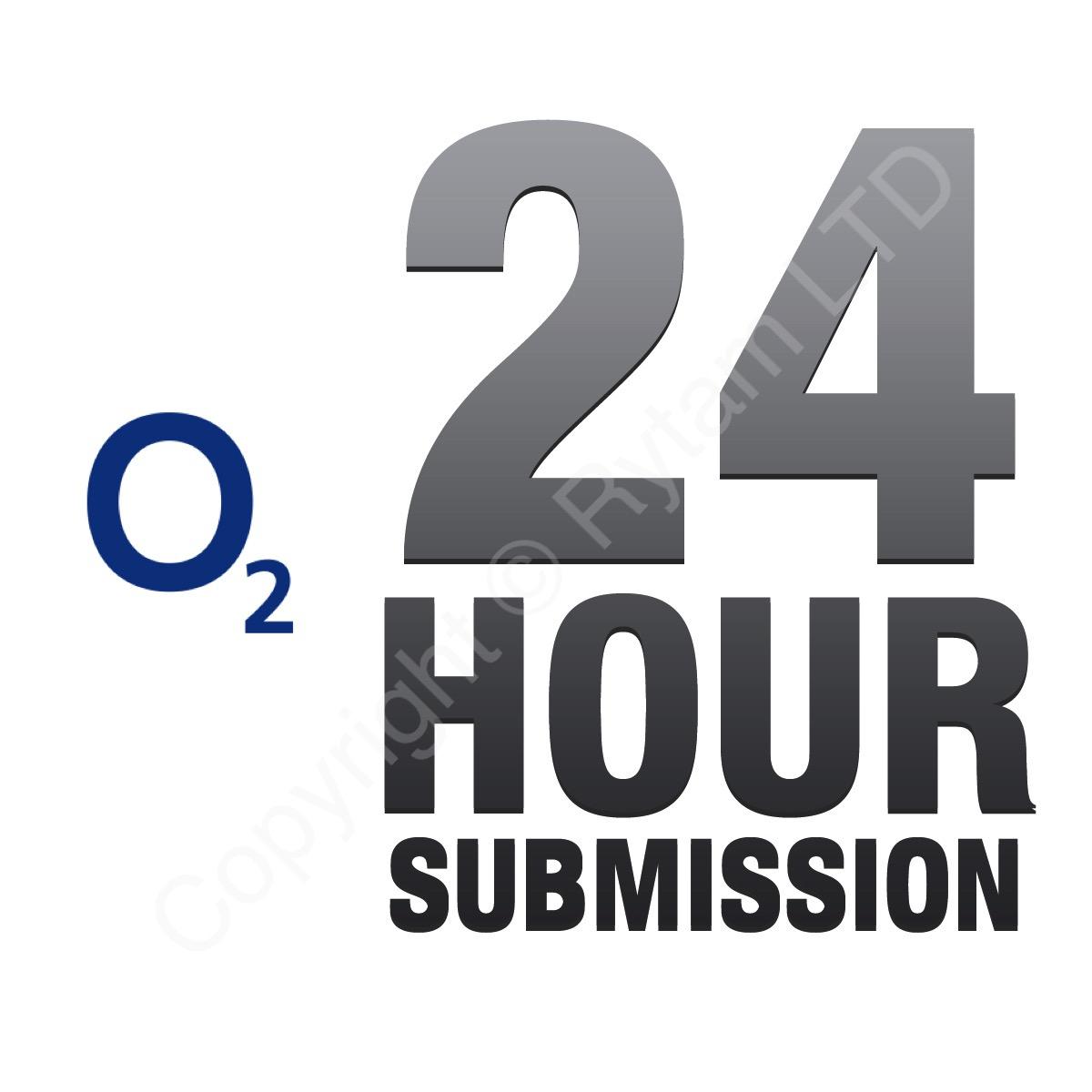 O2 UK - All Makes / Models Unlock Service