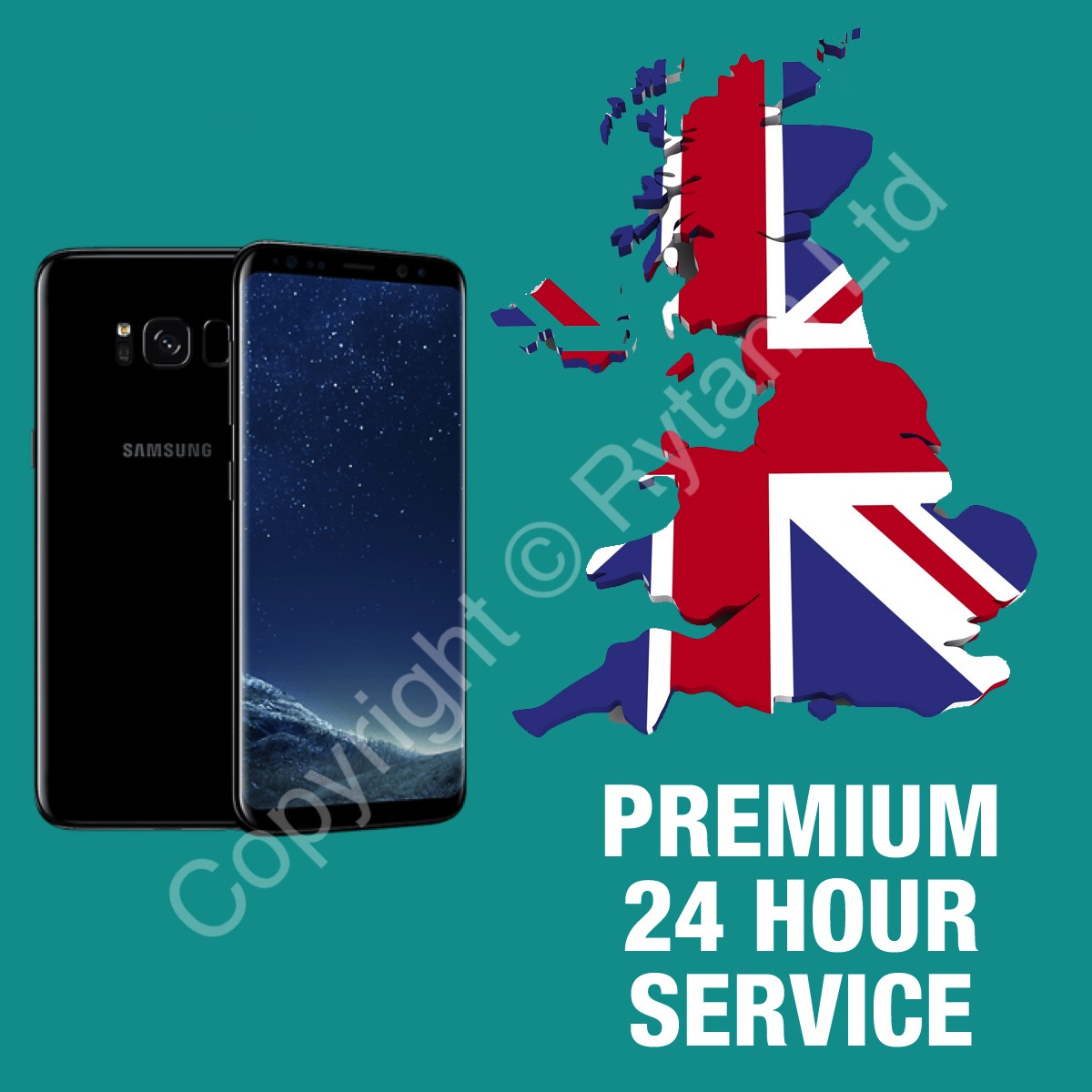 Samsung UK & Ireland (All Networks) Unlock Code Service